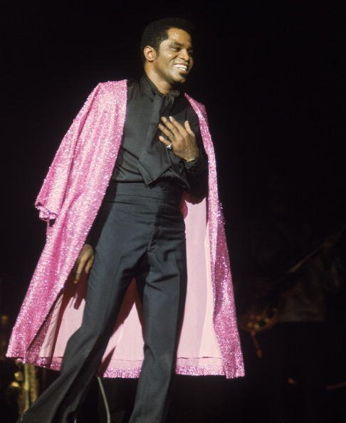 There are new claims by James Brown's wife that the singer was murdered | Photo: Getty Images