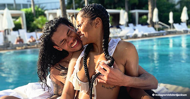 Keke Palmer Looks Blissfully in Love with Her New Boyfriend in Sweet Photo