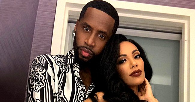 Safaree's Wife Erica Mena Looks Fit and Curvy 2 Months after Giving Birth