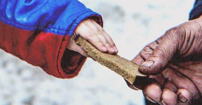 Homeless Man Gave His Last Piece of Bread to a Lost Boy, and the Next Day He Woke up Rich – Story of the Day