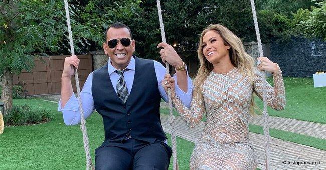 Top 10 Most Adorable Photos from Jennifer Lopez and Fiancé Alex Rodriguez's Instagram Pages