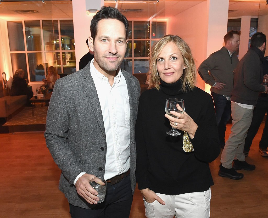 Paul Rudd and Julie Rudd on January 27, 2017 in Park City, Utah | Source: Getty Images