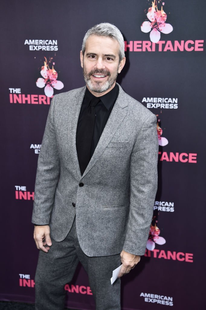 """Andy Cohen attends """"The Inheritance"""" Opening Night at the Barrymore Theatre. 