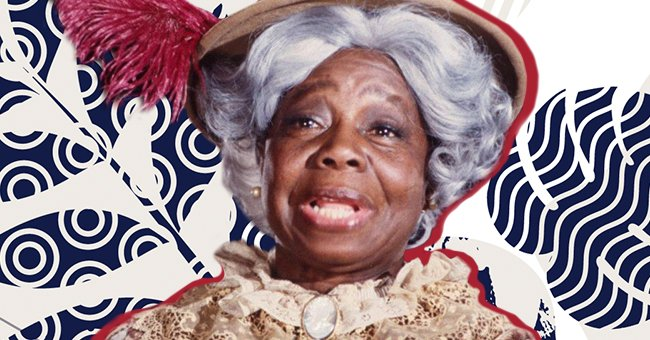 """Butterfly McQueen in a promotional photo for the Disney Afterschool Special """"Seven Wishes of a Rich Kid"""" in 1979   Source: Getty Images"""