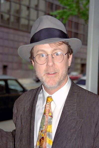 "Harry Anderson on the ""CBS Morning Show"" on November 20, 1996 
