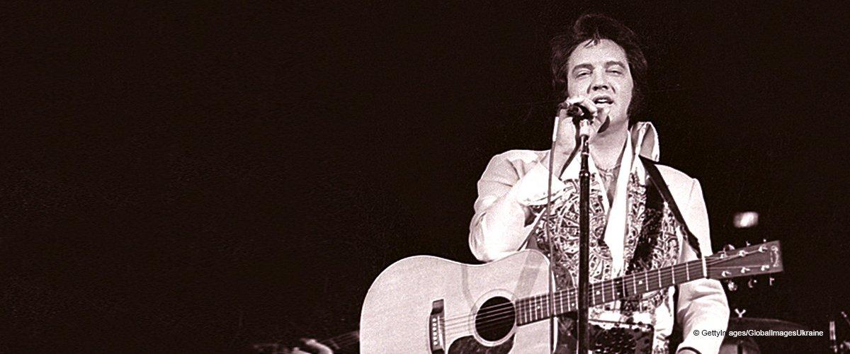 Video von Elvis 2 Monate vor seinem Tod ist heute noch schwer anzusehen