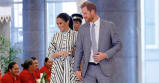 People: Prince Harry Found Someone Strong Enough to Weather the Same Storms in Meghan Markle