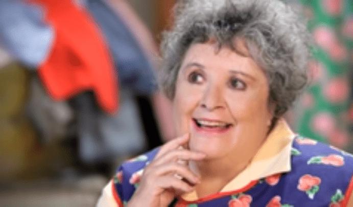 Evita Muñoz fue actriz, presentadora e imitadora. | Imagen: YouTube/Azteca Noticias