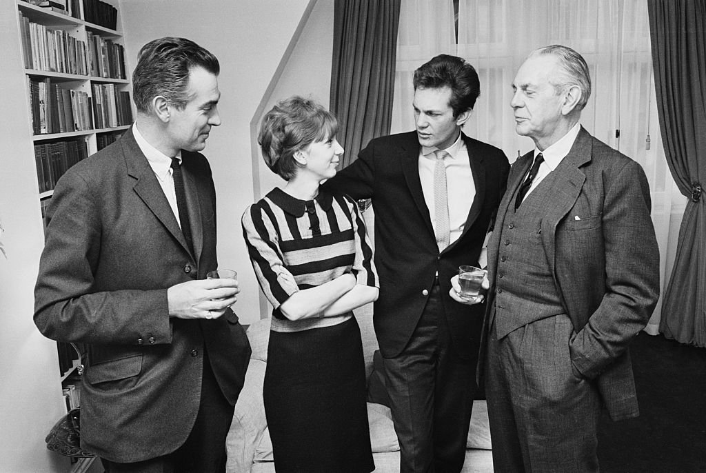 The Massey family get together for a family reunion on 24th November 1964. | Photo: Getty Images