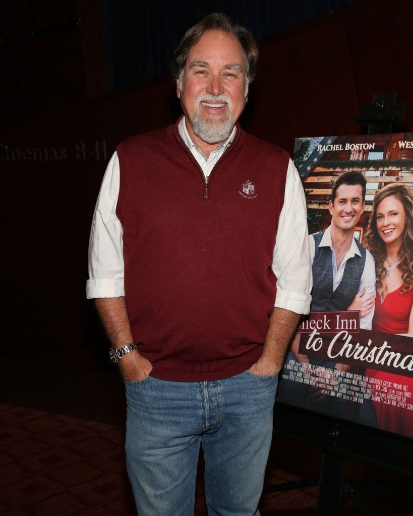 """Actor Richard Karn attends Hallmark Channel's """"Check Inn To Christmas"""" special screening at ArcLight Sherman Oaks on November 25, 2019 