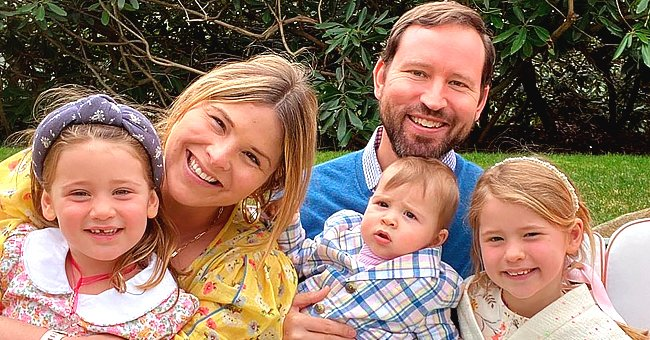 'Today' Host Jenna Bush Hager Revealed Unexpected Nickname Her Kids Called Her