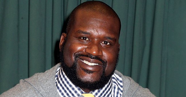 Check Out Shaquille O'Neal Helping a Stranded Driver Out on the Freeway in Florida (Video)
