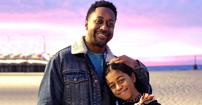 Jaleel White from 'Family Matters' Proudly Posts Pics of His Look-Alike Daughter Samaya