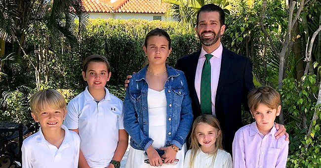 Donald Trump Junior Is a Proud Father of 5 Beautiful Children – Meet Them