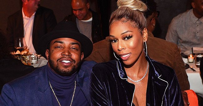 See How Lil Scrappy Showed Appreciation to His Heavily Pregnant Wife Bambi on Instagram