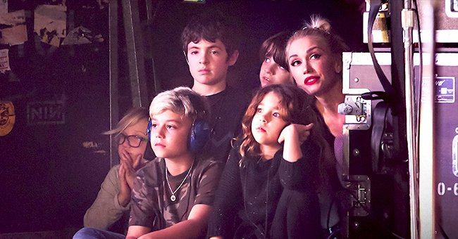'The Voice' Coach Gwen Stefani Reveals She and Her Three Sons Have Dyslexia