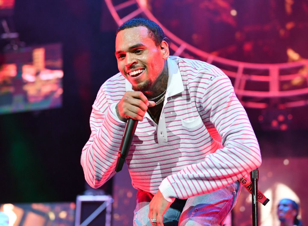 Chris Brown performs at 2018 BET Experience Staples Center Concert, sponsored by COCA-COLA, at L.A. Live | Photo: Getty Images