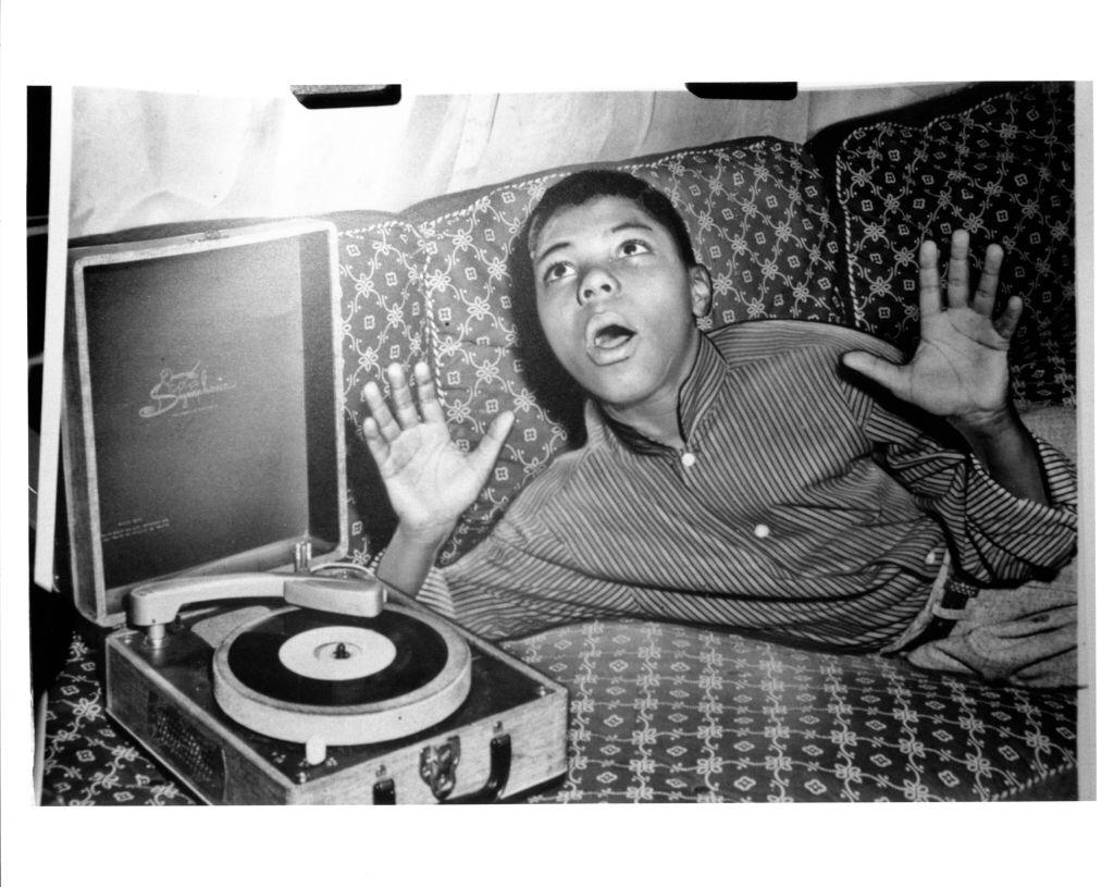 Photo of Frankie Lymon and Teenagers circa 1970   Photo: Getty Images