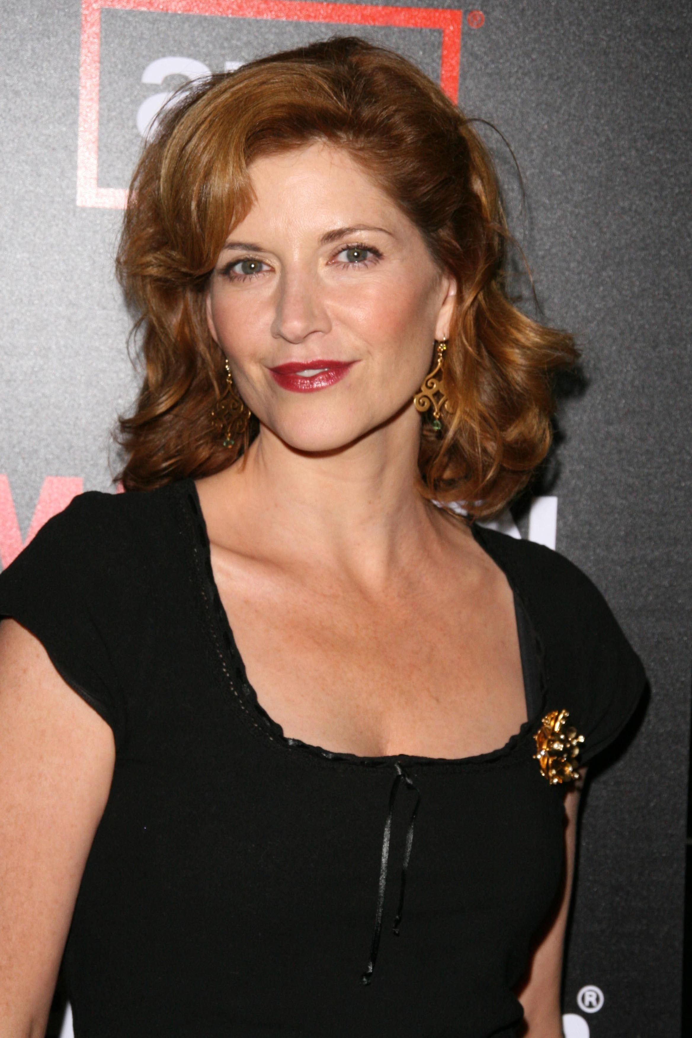 "Melinda McGraw at the Wrap Party for Season 2 of ""Mad Men"". 