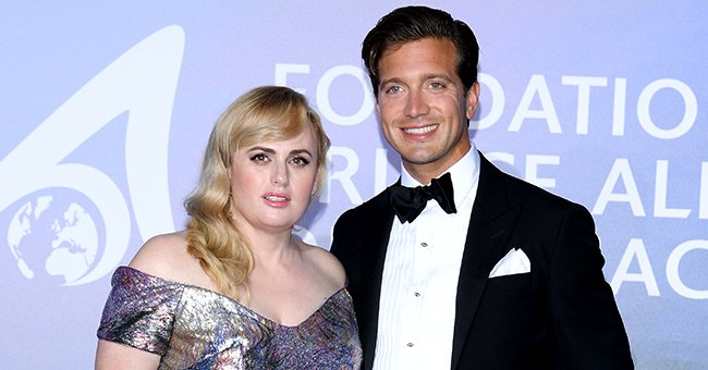 Rebel Wilson & New Boyfriend Jacob Busch Make Their Debut as a Couple at Charity Gala in Monaco