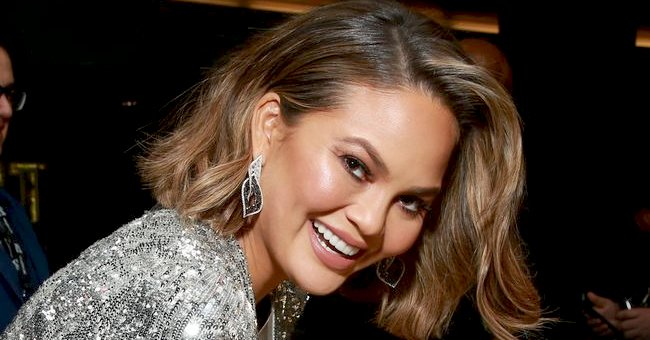 Chrissy Teigen's Adorable Son Miles Looks Cute in a Snow White Shirt and Checked Pants (Photo)