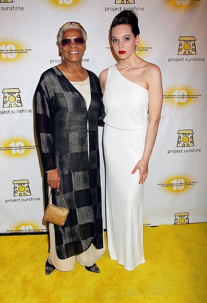 Dionne Warwick and granddaughter Cheyenne Elliot attend 10th Annual Project Sunshine Benefit | Getty Images