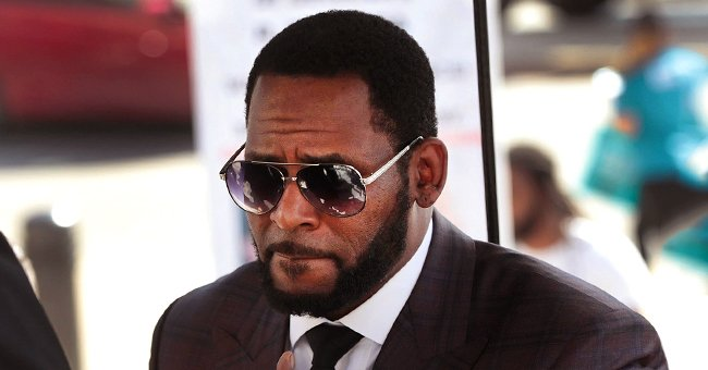 The Blast: R Kelly Reportedly Has No Visitors in Jail Other Than Girlfriend Joycelyn Savage