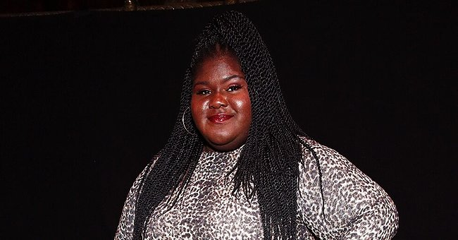 Gabby Sidibe Flaunts Slimmer Curves in Belted Minidress in New Photos with 'Empire' Co-Stars