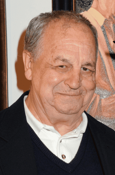 """Paul Dooley at the Gasoline Gallery Art show of James Owens """"Savage Beauty."""" 