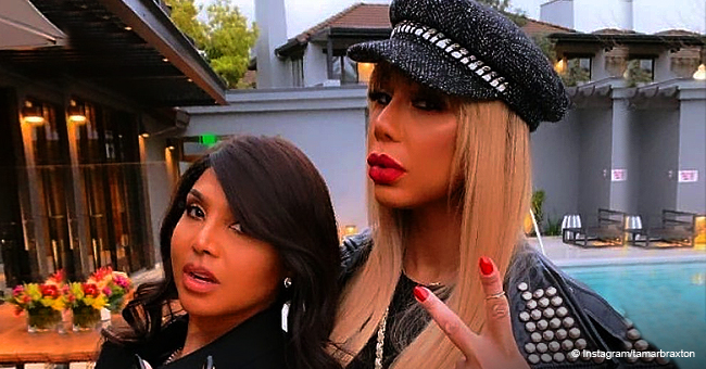 'I Want a Wedding,' Tamar Braxton Says She Doesn't Want Sister Toni and Birdman to Elope