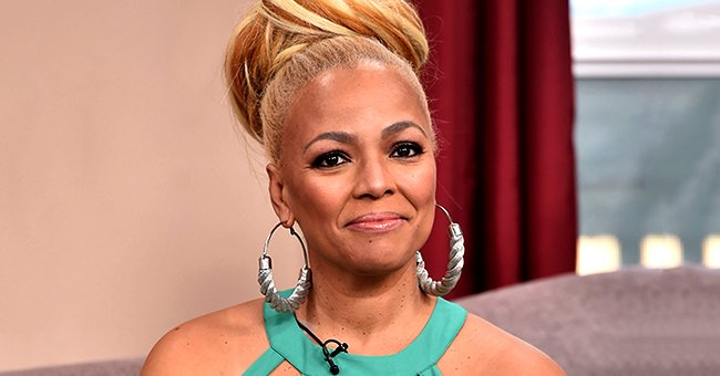 Kim Fields of 'Facts of Life' Fame Channels Grandma by Dressing like Her in Comparison Pic That Shows Their Resemblance