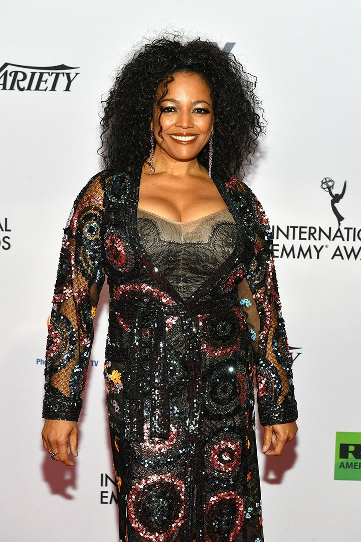 Kim Fields attends the 2019 International Emmy Awards Gala on November 25, 2019 in New York City. | Image: Getty Images
