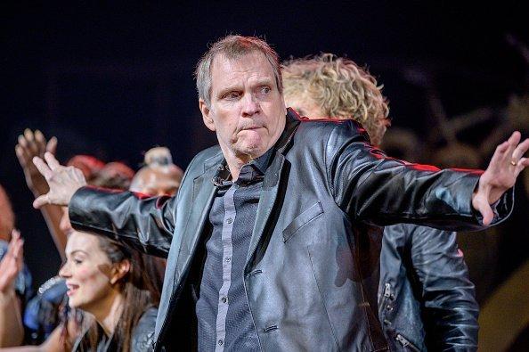 Meat Loaf at New York City Center on August 20, 2019 in New York City. | Photo: Getty Images