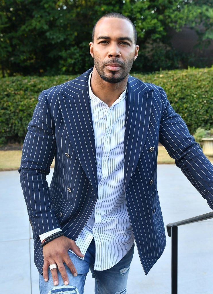 Omari Hardwick attends 2019 Morehouse College Human Rights Film Festival at Morehouse College  | Getty Images