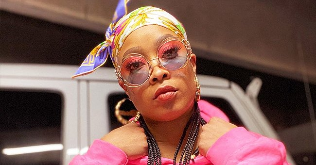 Da Brat Sheds Tears in Video after Receiving Bentley as Early Birthday Gift from Girlfriend Jesseca Dupart