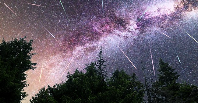 The Perseid Meteor Shower Is Happening This Month –– Here's What You Need to Know