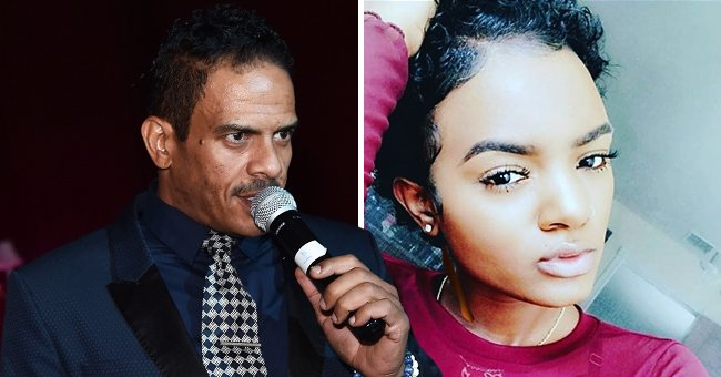 Meet Halle Berry's Ex R&B Singer Christopher Williams' Daughter Who Looks Like Him