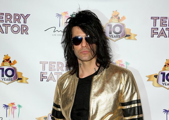 Illusionist Criss Angel attends Terry Fator's 10th anniversary show on March 15, 2019 | Photo: Getty Images