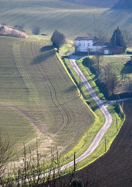 Une maison de campagne. l Source: Flickr
