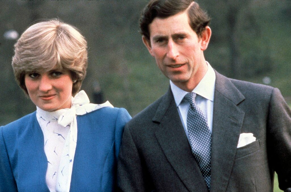 La Princesse Diana et le Prince Charles. l Source : Getty Images