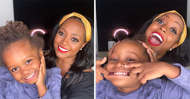 Keshia Knight Pulliam's Daughter Poses in Colorful Swimsuit & Goggles and Fans Notice Interesting Details