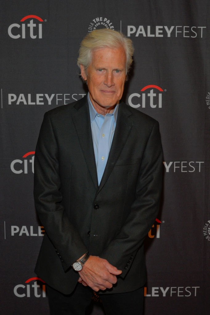 """Keith Morrison at a screening of """"Dateline NBC"""" during the PaleyFest on October 14, 2019 