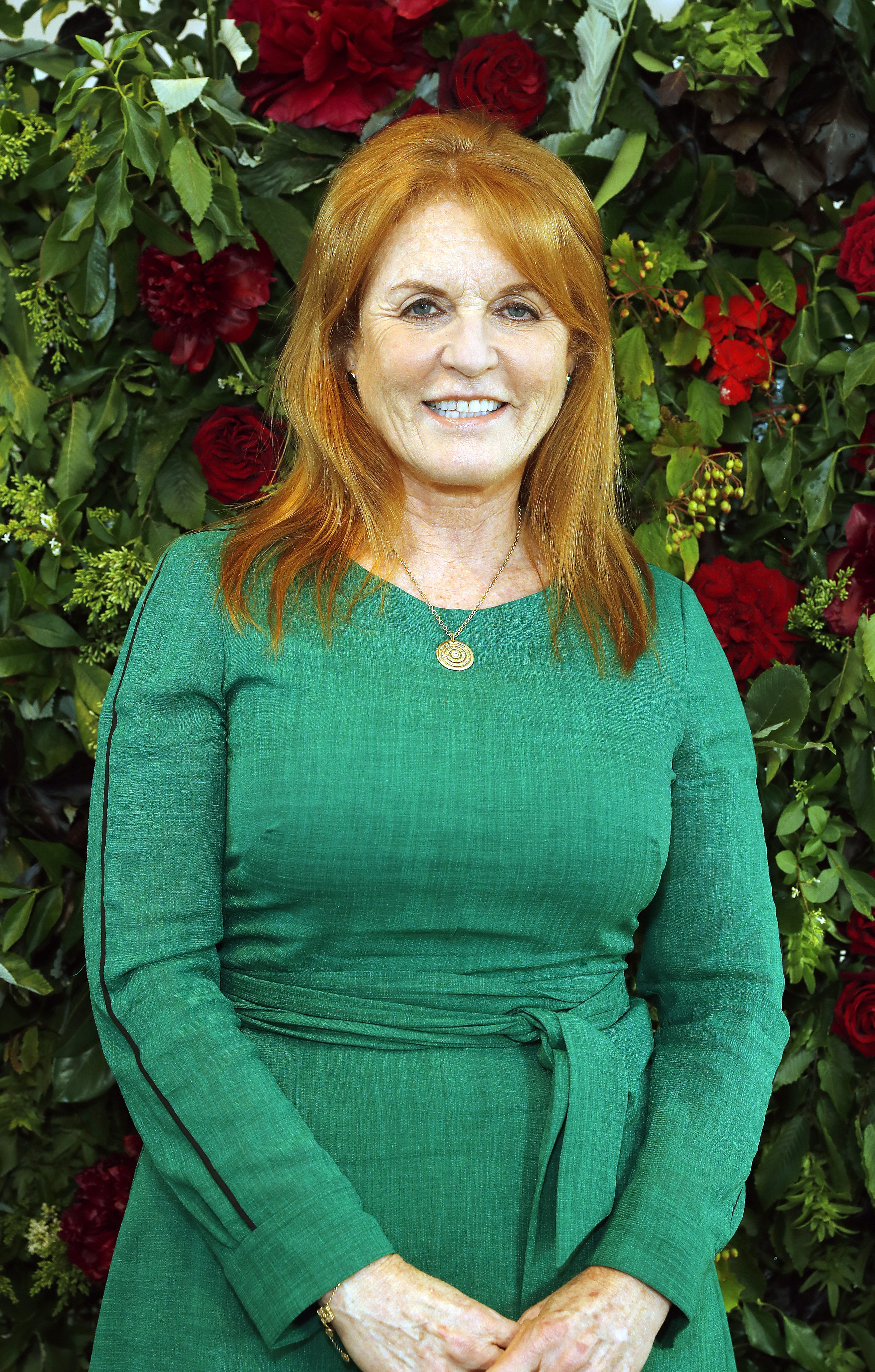 Sarah Ferguson, Duchess of York attends the British Heart Foundation's 'Bias And Biology' panel at Mortimer House on June 25, 2019 in London, England. | Photo: Getty Images