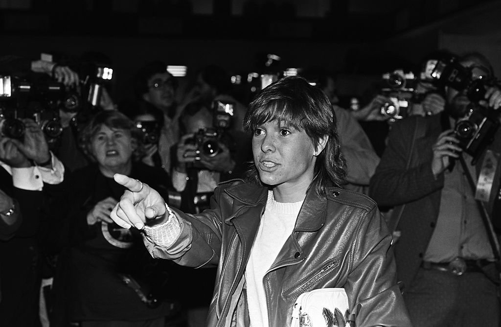 Kristy McNichol attends the Grammy Awards in Los Angeles in 1980 | Photo: Getty Images