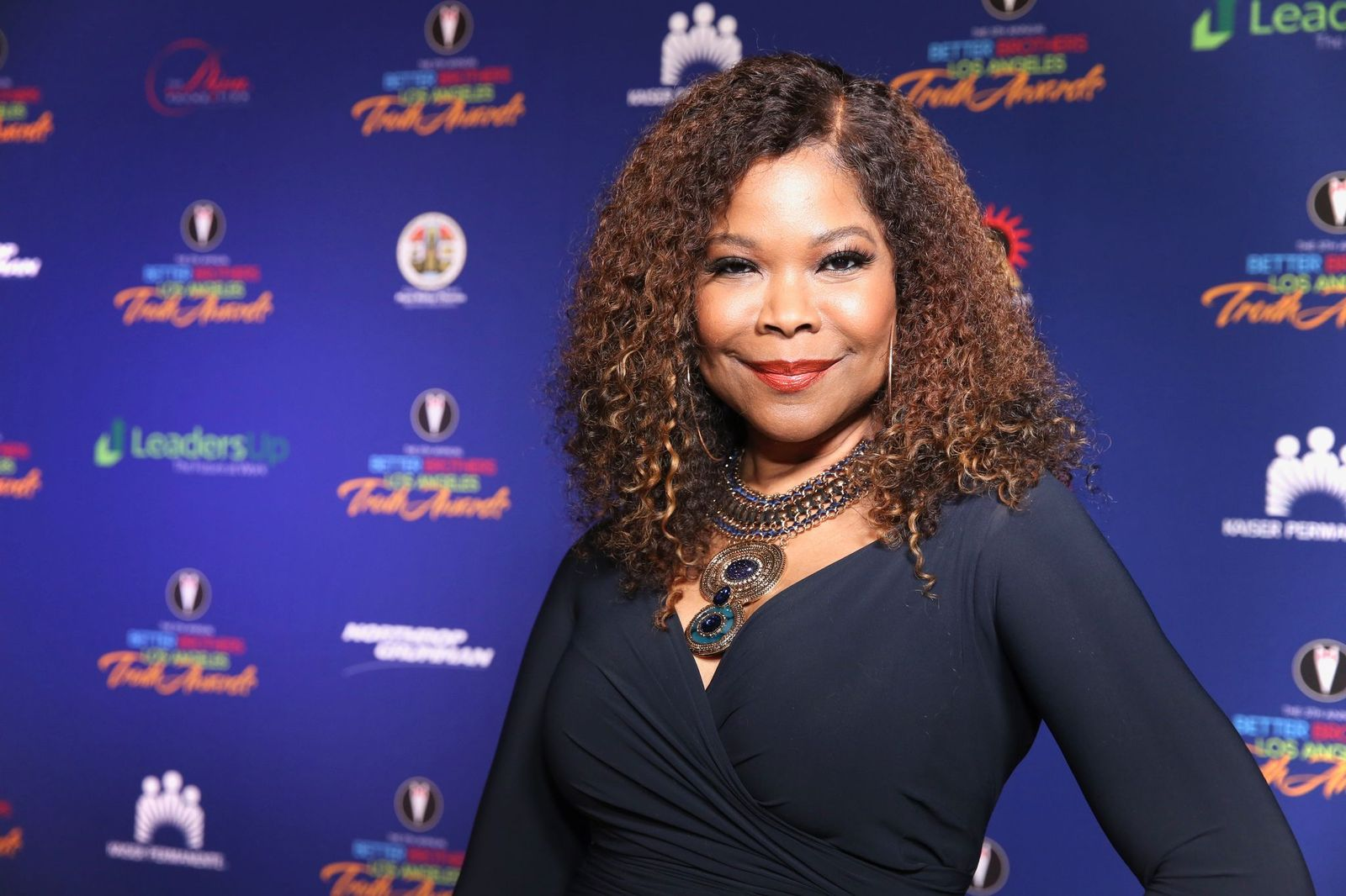 Angela Robinson at the 5th Annual Truth Awards in 2019   Source: Getty Images