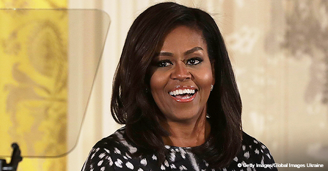 Michelle Obama Gives Stinging Remarks as She Assessed Trump and the State of American Politics