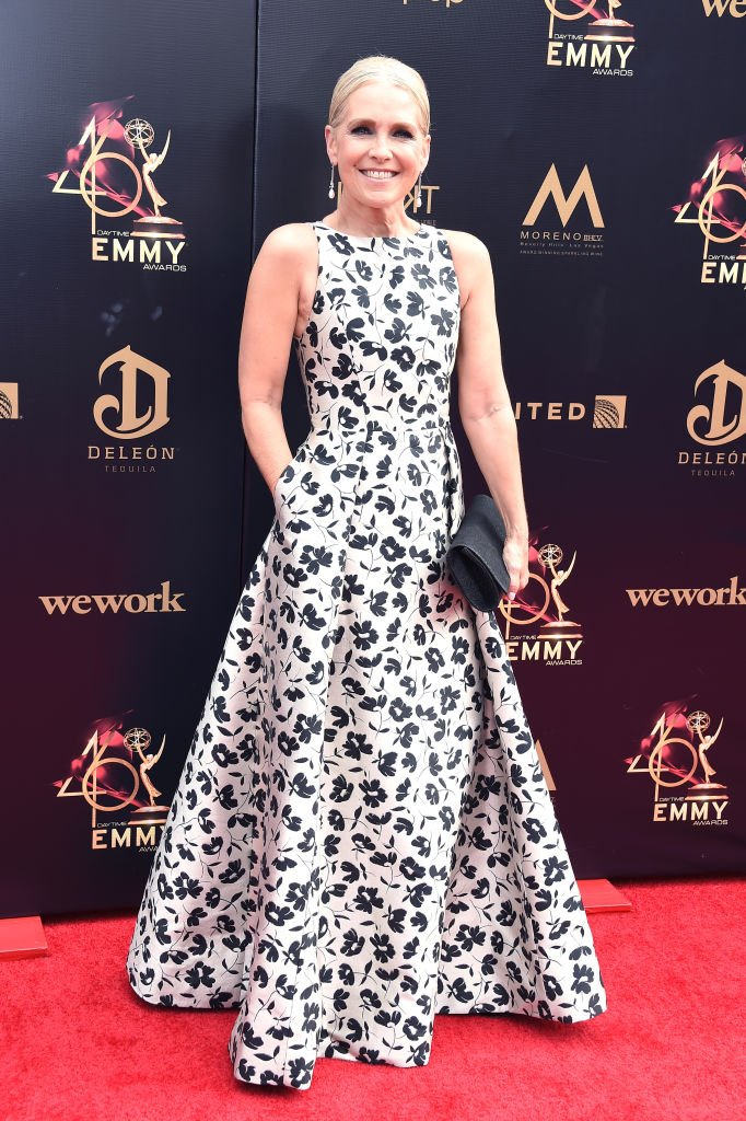Melissa Reeves attends the 46th annual Daytime Emmy Awards at Pasadena Civic Center on May 05, 2019 | Photo: Getty Images