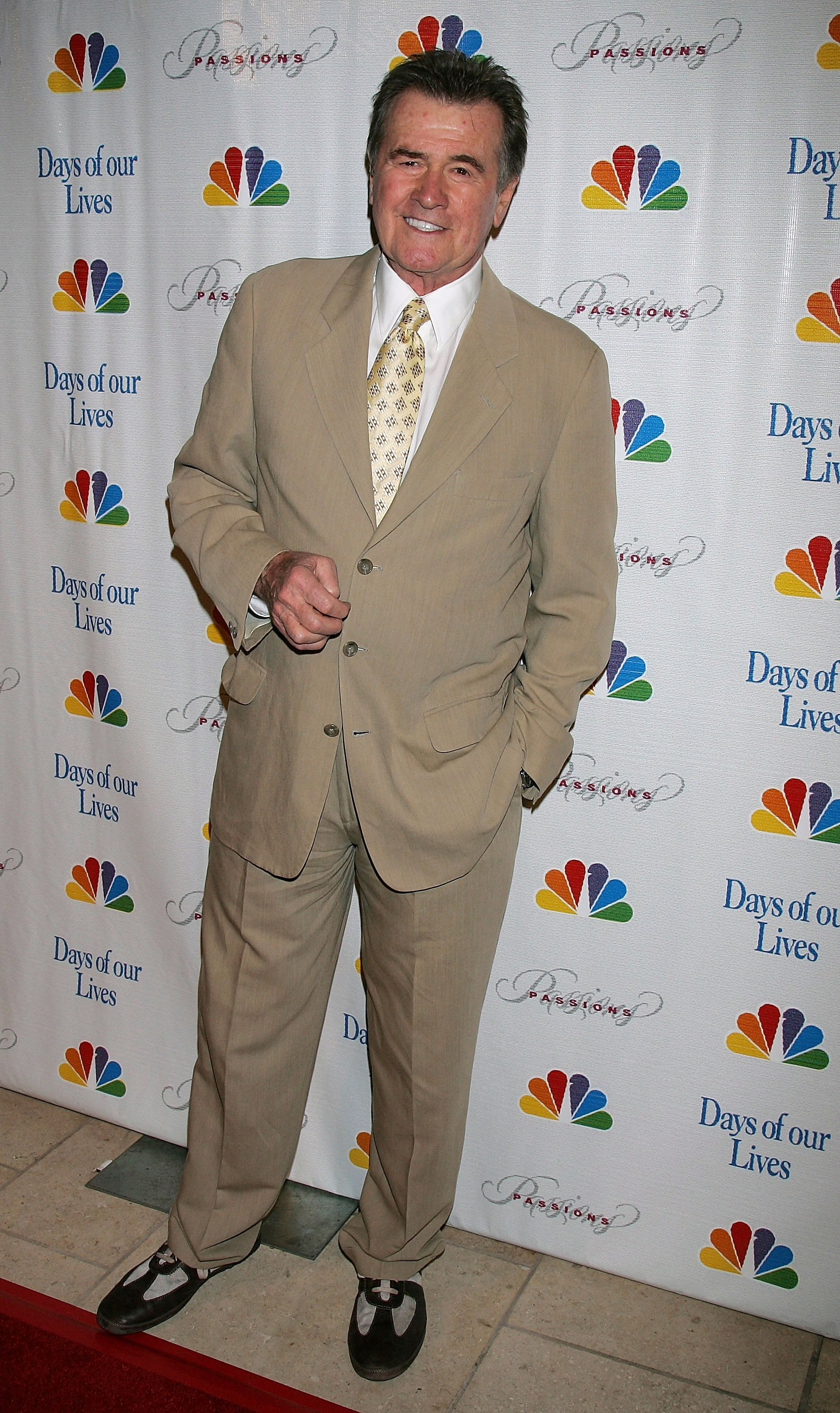 """John Reilly attends NBC's """"Days of Our Lives"""" and """"Passions"""" pre-Emmy party on April 27, 2006 in Burbank, California. 