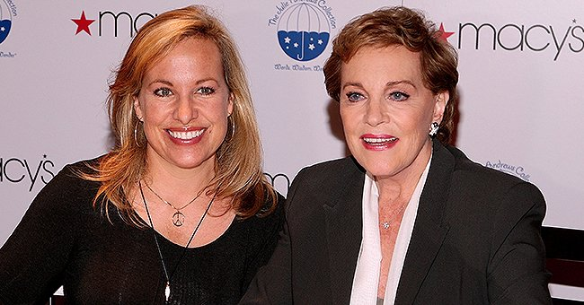 Julie Andrews Announces Weekly Storytime Podcast with Daughter Emma Walton Hamilton