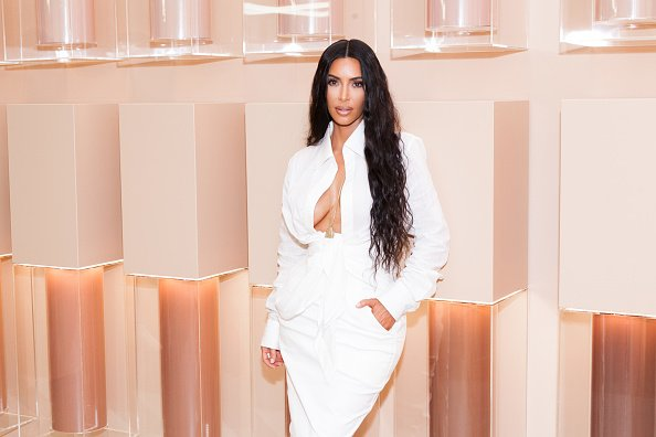 Kim Kardashian at Westfield Century City in Los Angeles on June 20, 2018 | Photo: Getty Images